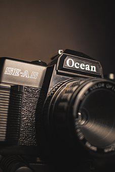 Camera, Photography, Lens, Photographer