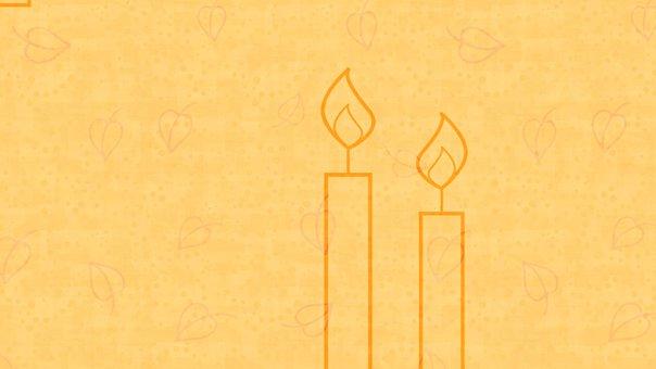 Shabbat, Candles, Judaism, Shabbat Candles, Symbol