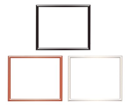 Frame, Rectangle, Decorative, Wood, Wood Picture Frame