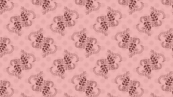 Flowers, Wrapping, Digital Paper, Scrapbook