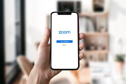 Hand, Phone, Zoom, Zoom Meeting, Virtual, Online