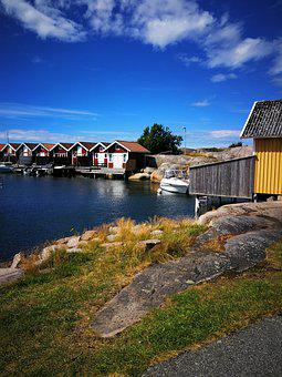 Swedish, Archipelago, Sweden, Summer, Island