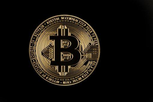 Bitcoin, Gold, Coin, Icon, Symbol, Logo, Bitcoin Gold
