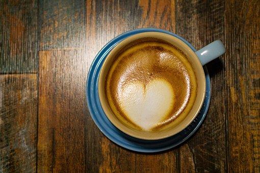 Coffee, Cup, Cafe, Cappuccino, Caffeine