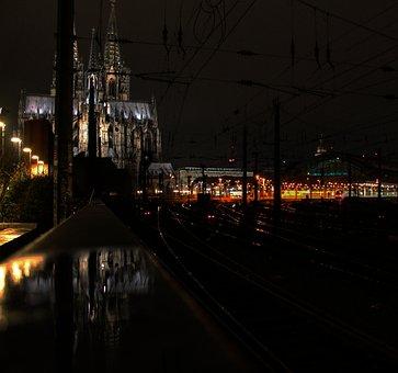 Cologne, Architecture, Cologne Cathedral, Dom, Church