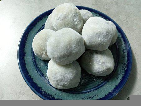 Japanese Sweets, Mochi, Daifuku, Daifuku Mochi Fruit