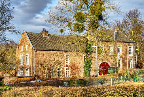 Heerlen, Schiffeler, Farm, Home, House, Architecture