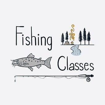 Fishing Classes, Camping, Fishing, Fish