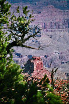 Grand Canyon, Cliffs, Arizona, Landscape, National Park