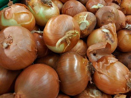 Onion, Vegetable, Food, Healthy, Organic, Fresh