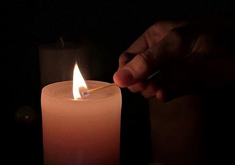 Candle, Kindle, Light, Candlelight, Burn, Flame