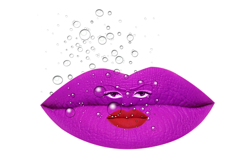 Lips, Face, Blow, Eyes, Portrait, Cosmetics, Make Up