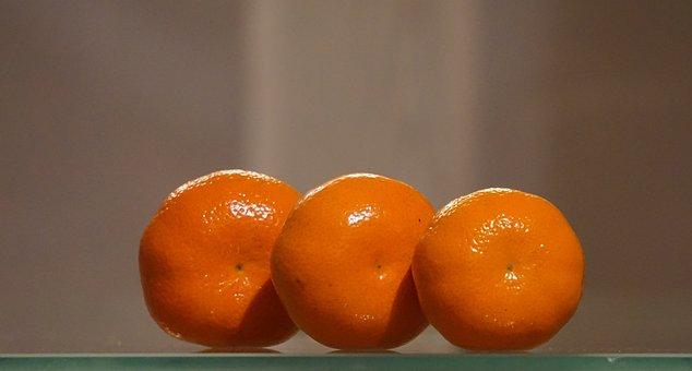 Tangerines, Fruits, Oranges, Citrus, Citrus Fruits