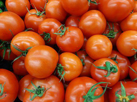 Tomato, Red, Food, Healthy, Fresh, Vegetable, Nutrition