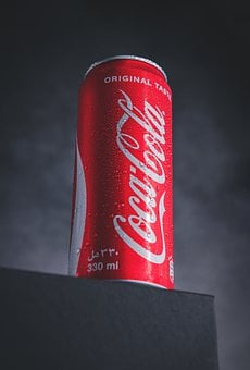 Coca-cola, Can, Soda, Tin Can, Red, Drink, Refreshment