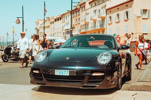 Saint Tropez, France, Holiday, Vacation, Summer