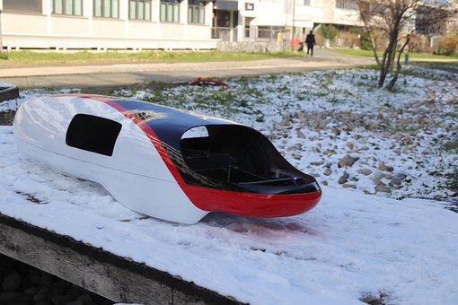 Concept Car, Shell-eco Marathon, Prototype, Technology
