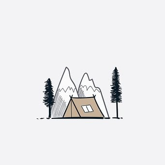 Tent, Camp, Mountain, Camping, Nature, Travel, Outdoors
