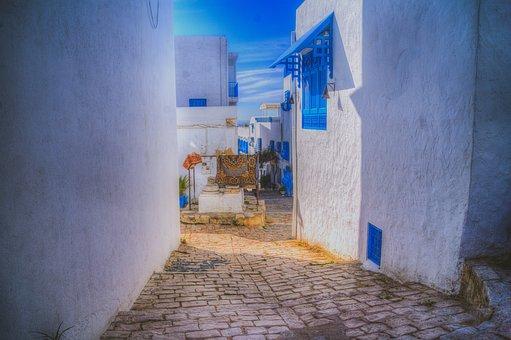 Hdr, Tunisia, Tunisie