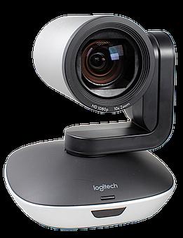 Camera, Logitech Ptz Pro 2, Video Conference