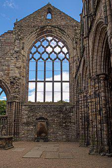 Holyroodhouse, Holyrood Palace, Abbey Church, Residence