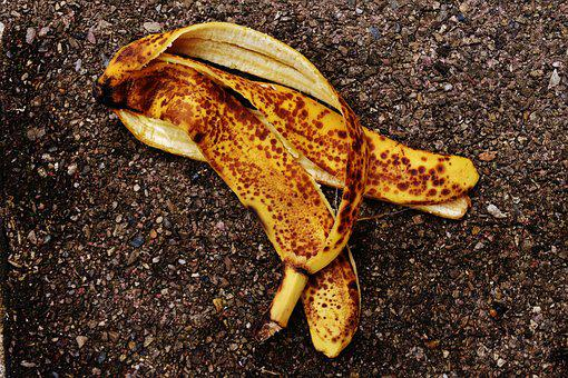 Banana Peel, Banana, Eat, Fruits, Fruit, Healthy