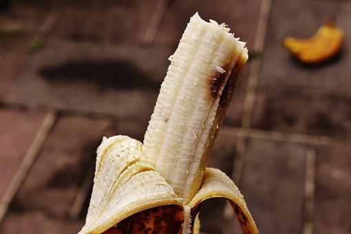 Bananas, Eat, Fruits, Fruit, Healthy, Yellow