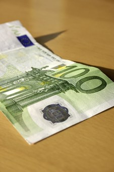 Euro, Eur, Money, Currency, Bills, Paper Money