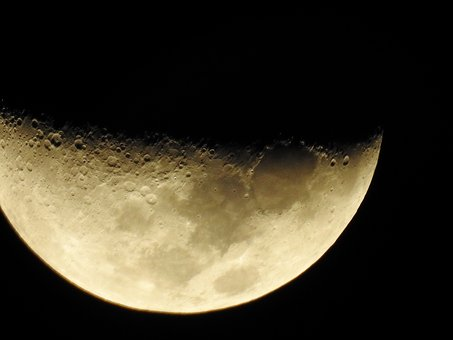 Moon, Could, Close
