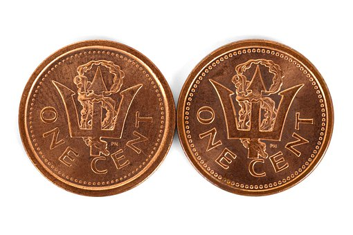 Business, Cash, Cent, Two Cents, Change, Coin, Coins
