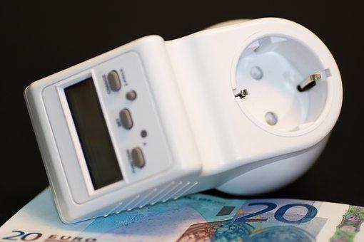 Energy, Energy Meter, Current Meter, Gauge, Money