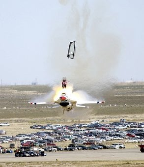 Aircraft, Crash, Crash Landing, Accident, F 16