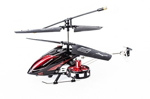 Toy, Controlled, Electric, Model, Fly, Fun, Remote