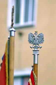 Eagle, Sign, The Military, History, Cavalry, Monument