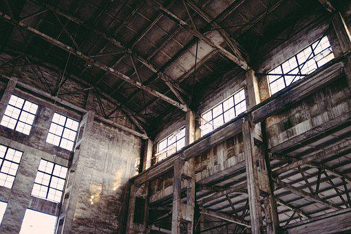 Industrial, Decadence, Old Factory