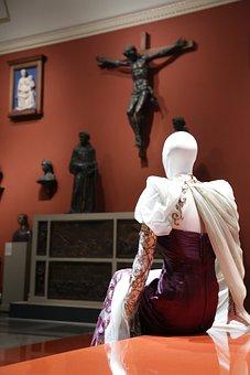 Theatre, Mannequin, Museum, Art, Contemporary Art