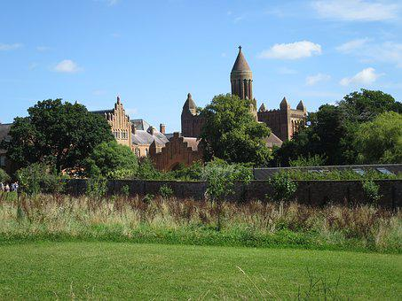 Quarr Abbey, Isle Of Wight, Monastery Life