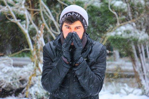 Descendants, Air, Snow, Winter, Sky, Mountains, High