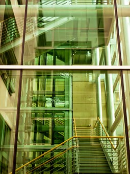 Stairs, Staircase, Architecture, Railing, Emergence