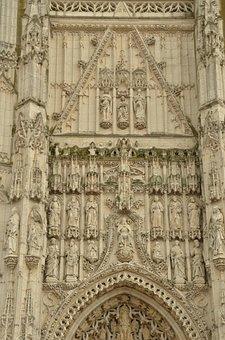 Church, Abbey, Religion, Image, Sculpture, Art