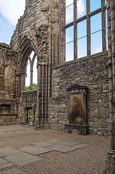 Holyroodhouse, Holyrood Palace, Abbey Church, Residence