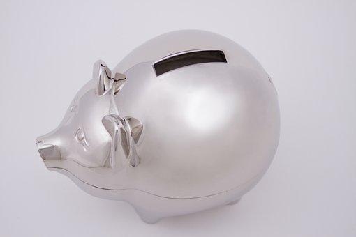 Piggy Bank, Save, Money, Finance, Coin, Saving, Dollar