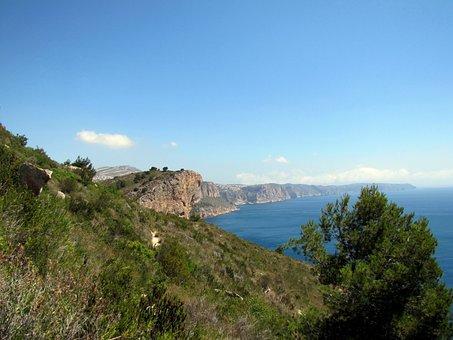 Natural, Sea, View, Water, The Sea, Beautiful, Sky