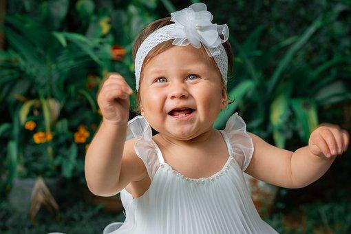 Girl, Baby, Portrait, Baby Girl, Infant, Toddler, Child