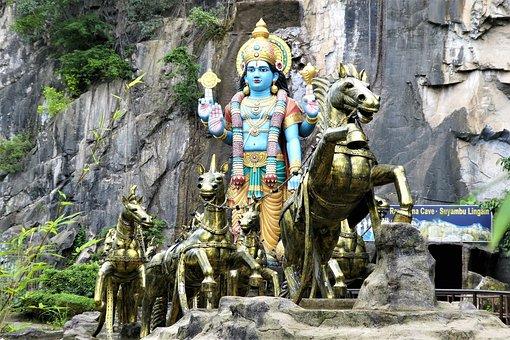 Batu Caves, Kuala Lumpur, Hinduism