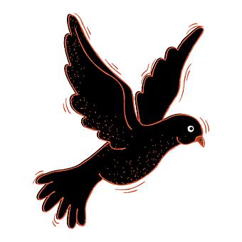 Dove, Bird, Flight, Animal, Flying, Fly, Flying Bird