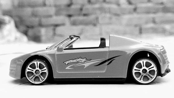 Toy, Car, Racing