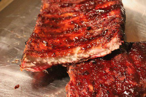 Ribbs, Barbecue, Meat, Bbq, Ribbchen, Grilled Meats