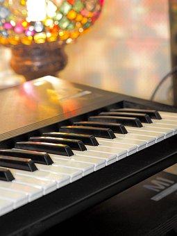 Music, Keyboard, Organ, Instrument, Musical Instrument