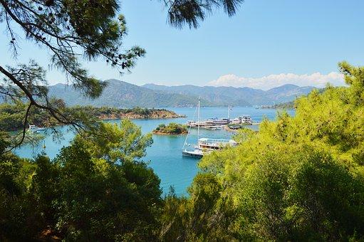 Lagoon, Sea, Island, Travel, Beach, Paradise, Water